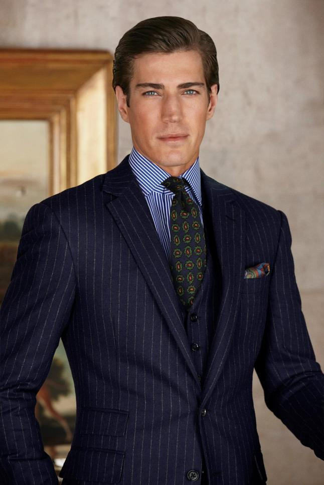 RALPH LAUREN PURPLE LABEL MENS FASHION IMAGEN QUE GENERA VALOR (4)