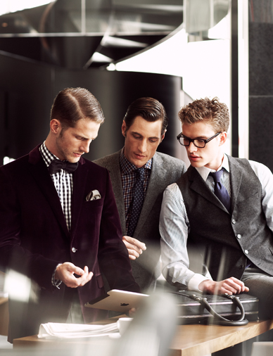 NEGOTIATION MENS FASHION IMAGEN QUE GENERA VALOR (3)
