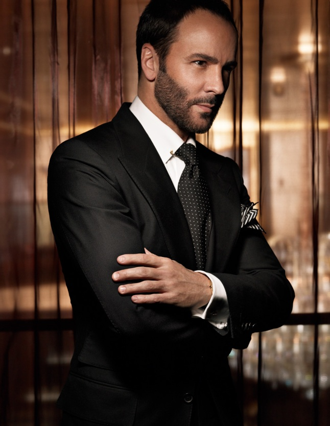 >Designer Profile: TOM FORD