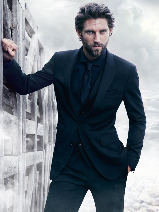 HUGO BOSS FW12 MENS FASHION IMAGEN QUE GENERA VALOR (2)