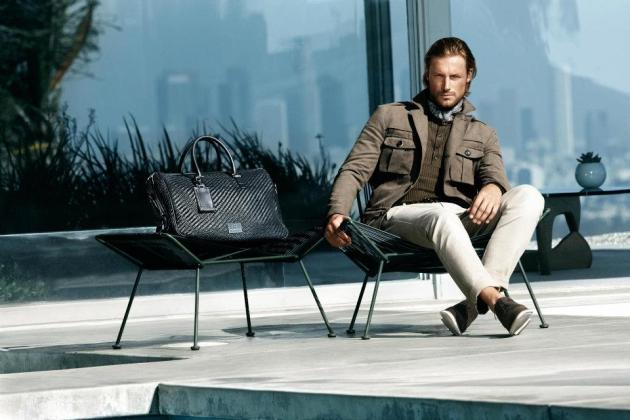 HUGO BOSS SELECTION SS12