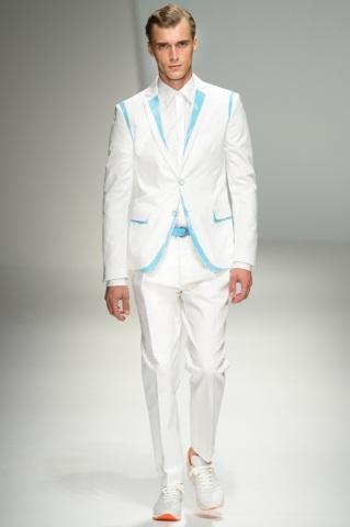 Salvatore Ferragamo Primavera 2013 Mens Fashion IMAGEN QUE GENERA VALOR (1)