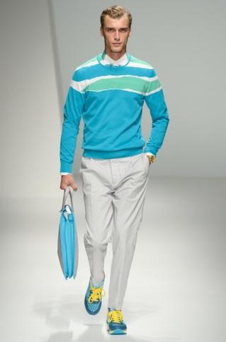 Salvatore Ferragamo Primavera 2013 Mens Fashion IMAGEN QUE GENERA VALOR (2)