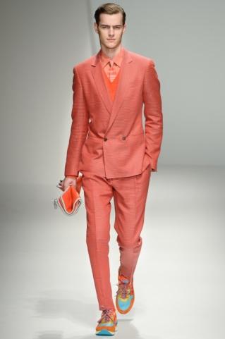 Salvatore Ferragamo Primavera 2013 Mens Fashion IMAGEN QUE GENERA VALOR (4)