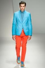 Salvatore Ferragamo Primavera 2013 Mens Fashion IMAGEN QUE GENERA VALOR (6)