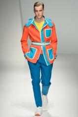 Salvatore Ferragamo Primavera 2013 Mens Fashion IMAGEN QUE GENERA VALOR (7)