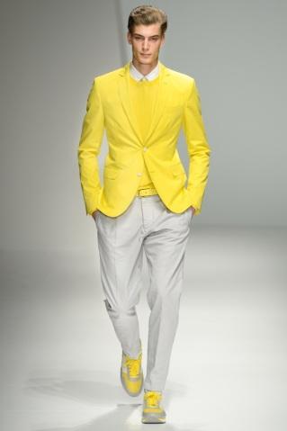 Salvatore Ferragamo Primavera 2013 Mens Fashion IMAGEN QUE GENERA VALOR (8)