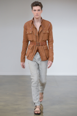 BELSTAFF Primavera Verano 2013 Moda Masculina Consultoria de Imagen Chamarra de Piel (6)