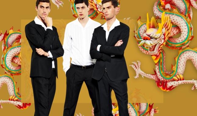 Dolce & Gabbana Moda Masculina Imagen Publica Consultoría de Imagen