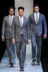 Giorgio Armani Primavera Verano 2013 Moda Masculina Consultoria de Imagen Estilo Italiano (2)