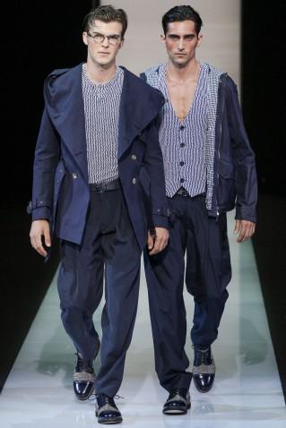 Giorgio Armani Primavera Verano 2013 Moda Masculina Consultoria de Imagen Estilo Italiano (5)