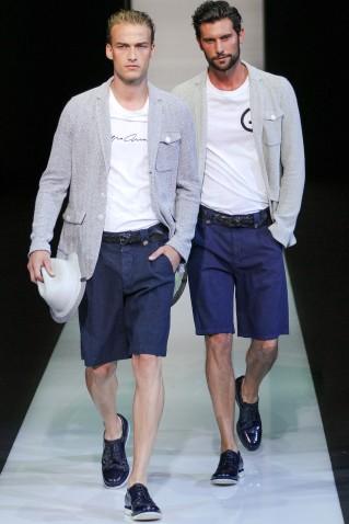 Giorgio Armani Primavera Verano 2013 Moda Masculina Consultoria de Imagen Estilo Italiano (6)