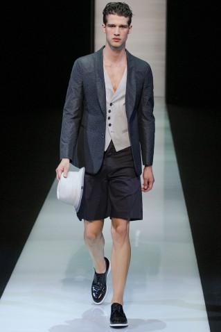 Giorgio Armani Primavera Verano 2013 Moda Masculina Consultoria de Imagen Estilo Italiano (7)