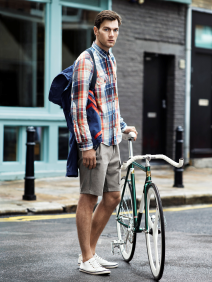 H&M para Brick Lane Bikes Men's Fashion Image Consulting Imagen que Genera Valor (1)