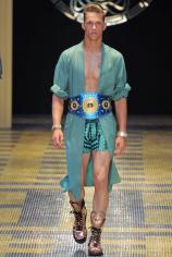 Versace Primavera Verano 2013 Moda Masculina Consultoria de Imagen (1)