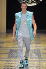 Versace Primavera Verano 2013 Moda Masculina Consultoria de Imagen (2)