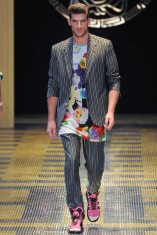 Versace Primavera Verano 2013 Moda Masculina Consultoria de Imagen (3)