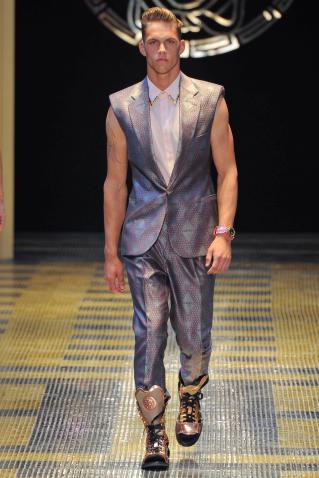 Versace Primavera Verano 2013 Moda Masculina Consultoria de Imagen (5)