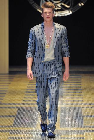 Versace Primavera Verano 2013 Moda Masculina Consultoria de Imagen (6)