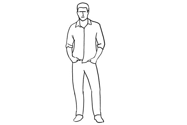 21 Poses Para Hombre Imagen Publica Iqgv 4 Imagen Que Genera Valor