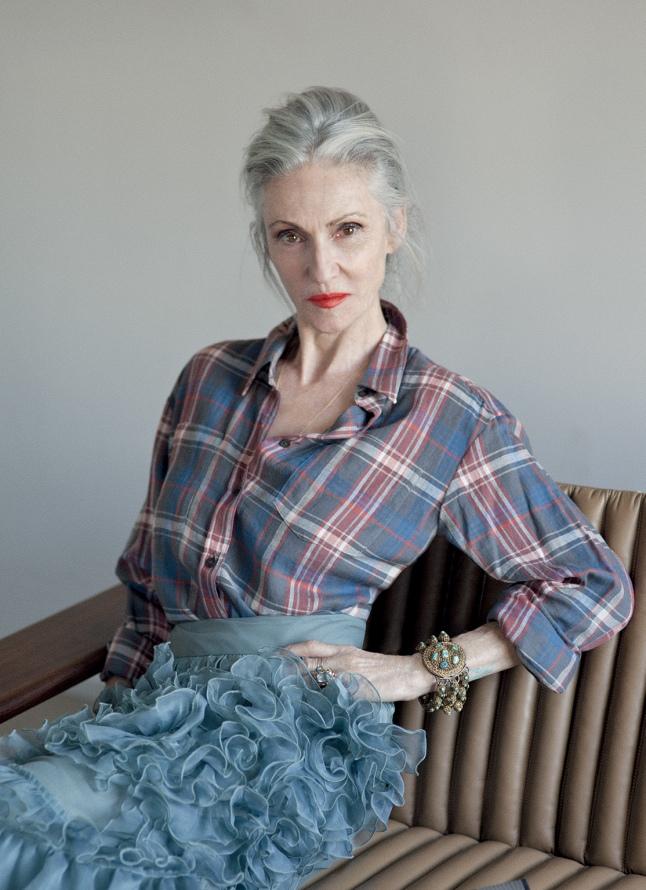 Advanced Style Mujeres con Estilo Imagen Publica IQGV (2)