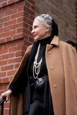 Advanced Style Mujeres con Estilo Imagen Publica IQGV