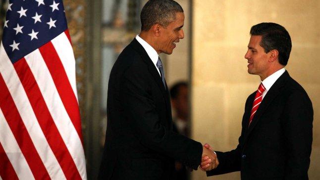 Presidente Obama Peña Nieto Imagen Publica Consultoria