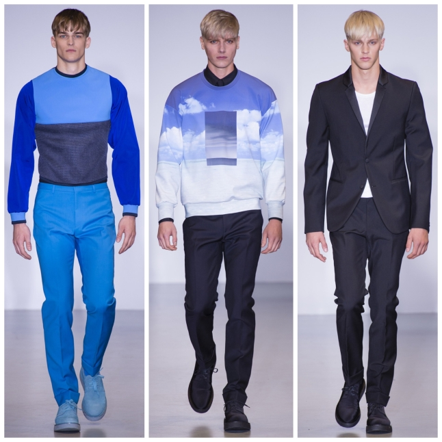 Milan Fashion Week SS14 Calvin Klein Collection IQGV