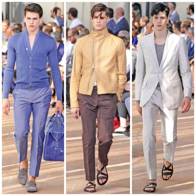 Milan Fashion Week SS14 Corneliani IQGV
