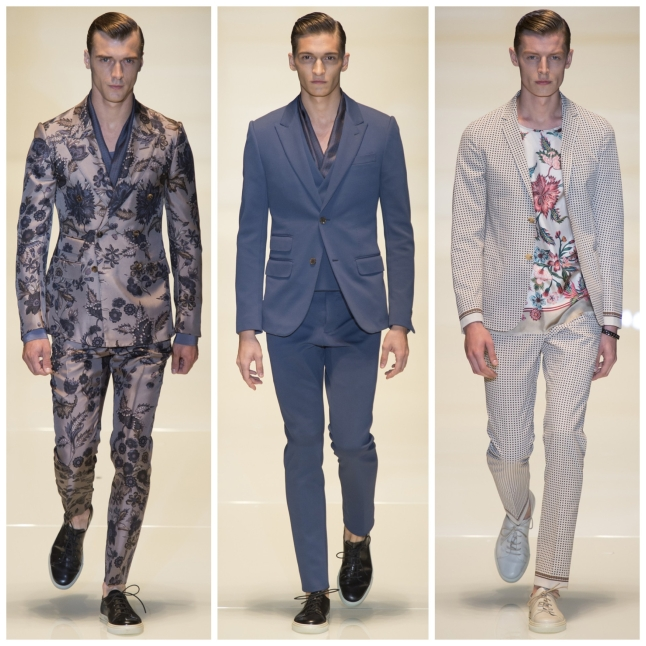 Milan Fashion Week SS14 GUCCI IQGV