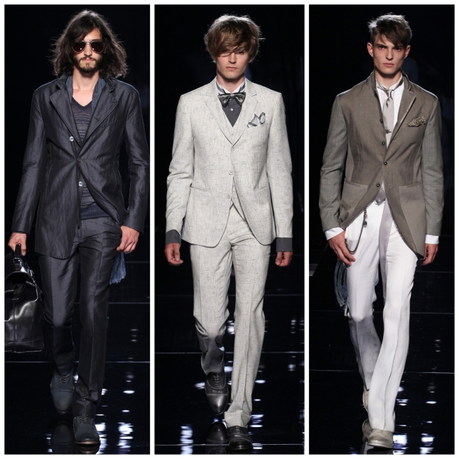 Milan Fashion Week SS14 John Varvatos IQGV