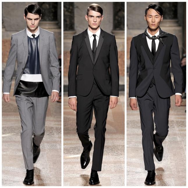 Milan Fashion Week SS14 Les Hommes IQGV