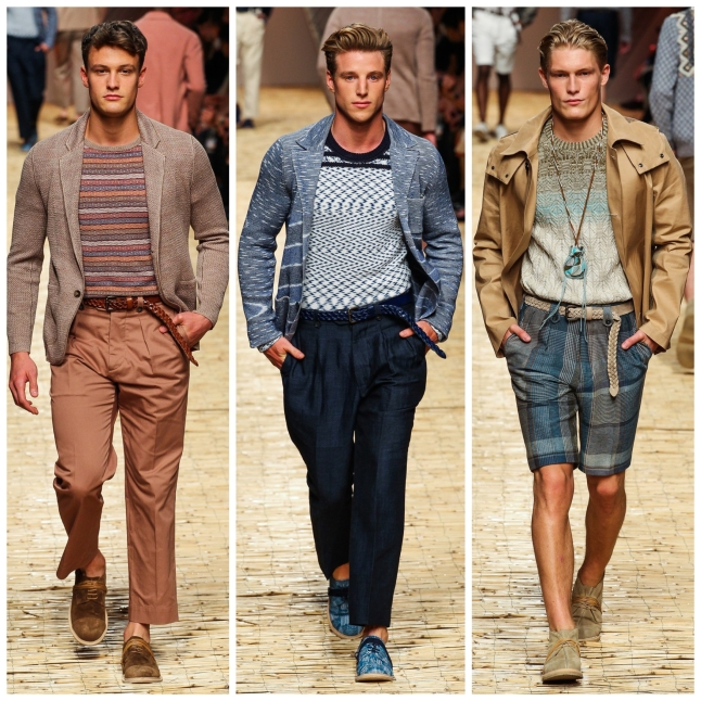 Milan Fashion Week SS14 Missoni IQGV