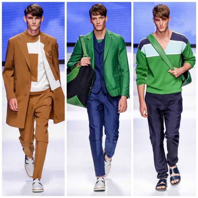 Milan Fashion Week SS14 Salvatore Ferragamo IQGV