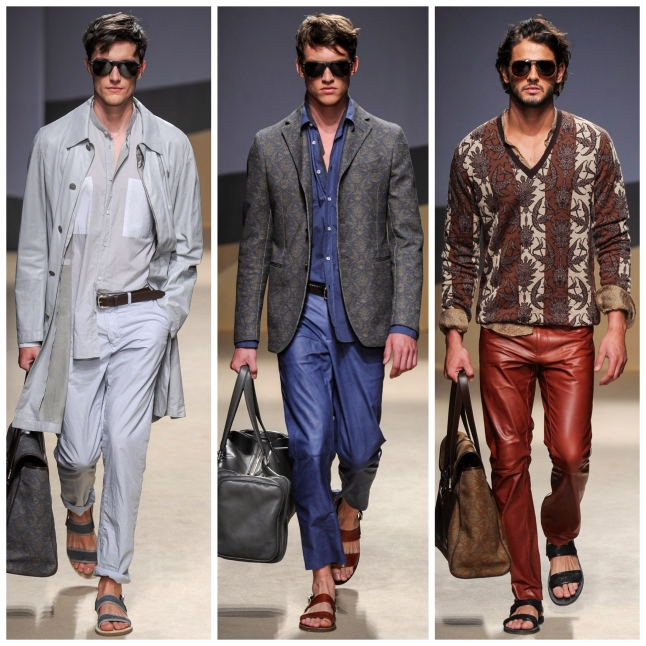 Milan Fashion Week SS14 Trussardi IQGV