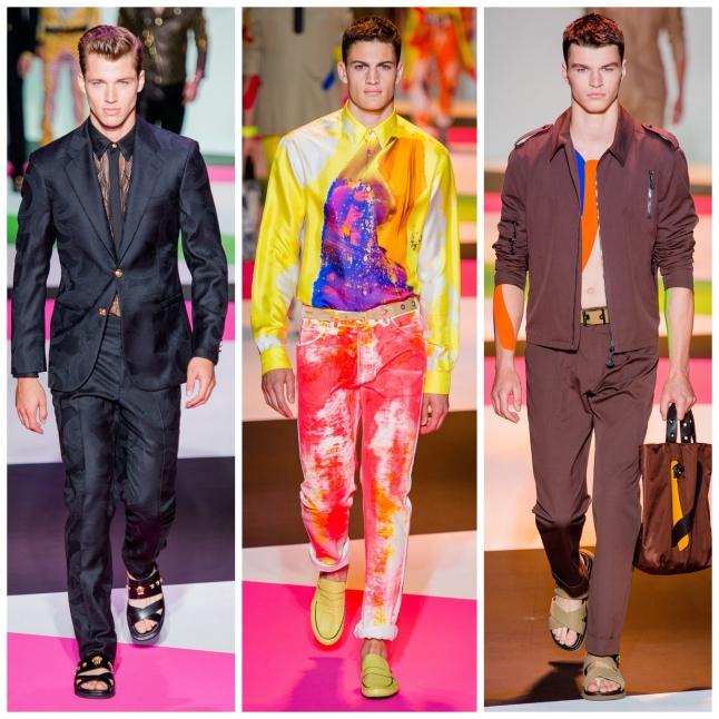 Milan Fashion Week SS14 Versace IQGV