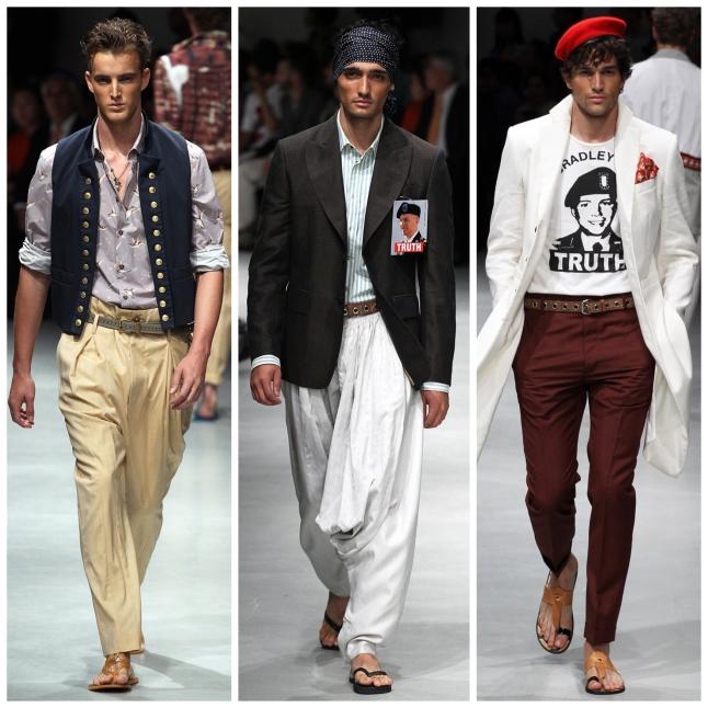 Milan Fashion Week SS14 Vivienne Westwood IQGV