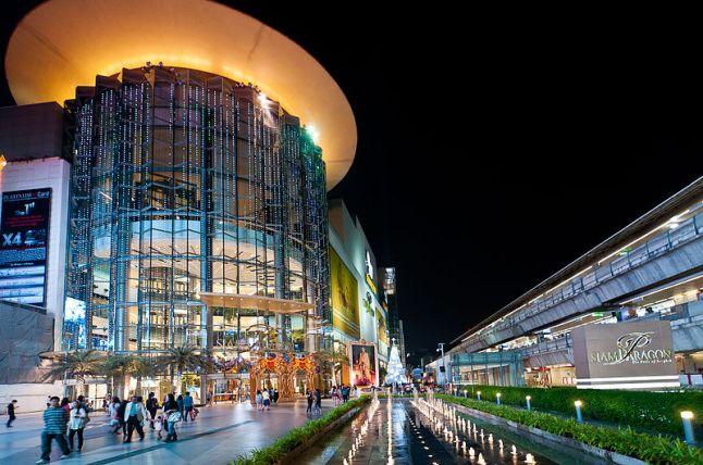 Bangkok, Tailandia. Siam Paragon