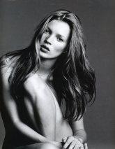 Kate Moss cumple 25 años de carrera
