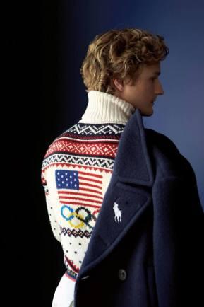 Estados Unidos viste Ralph Lauren en Sochi 2014