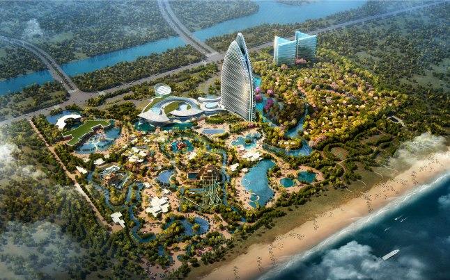 Atlantis, Sanya