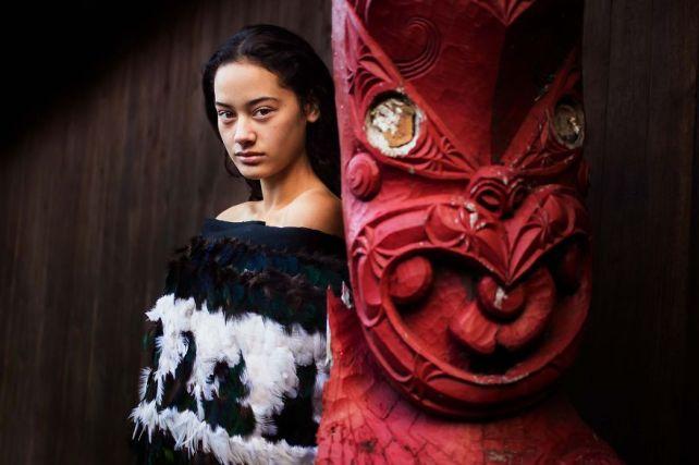 Templo Maori, Nueva Zelanda