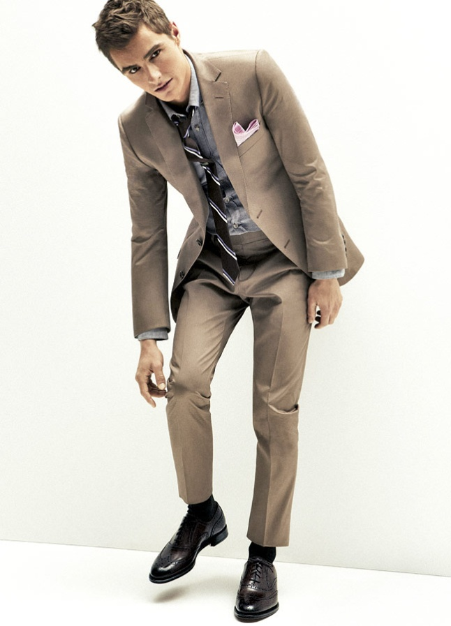 Dave Franco, actor. Altura: 1.70 m